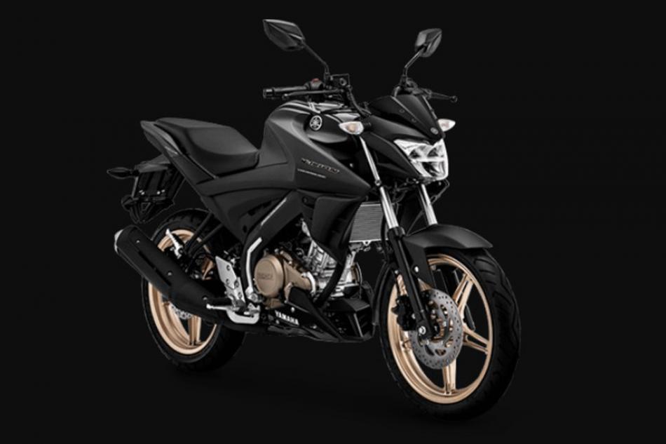 All New Yamaha Vixion Varian Matte Black Yang Gahar Dan Sporty, Yamaha Motor.co.id