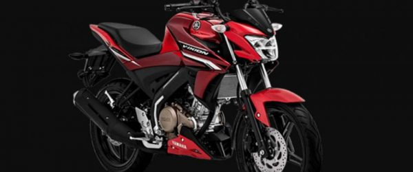 All New Yamaha Vixion Varian Metalic Red Yang Gahar Dan Sporty, Yamaha Motor.co.id