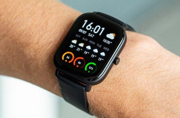 Spesifikasi Smartwatch Amazfit Gtr