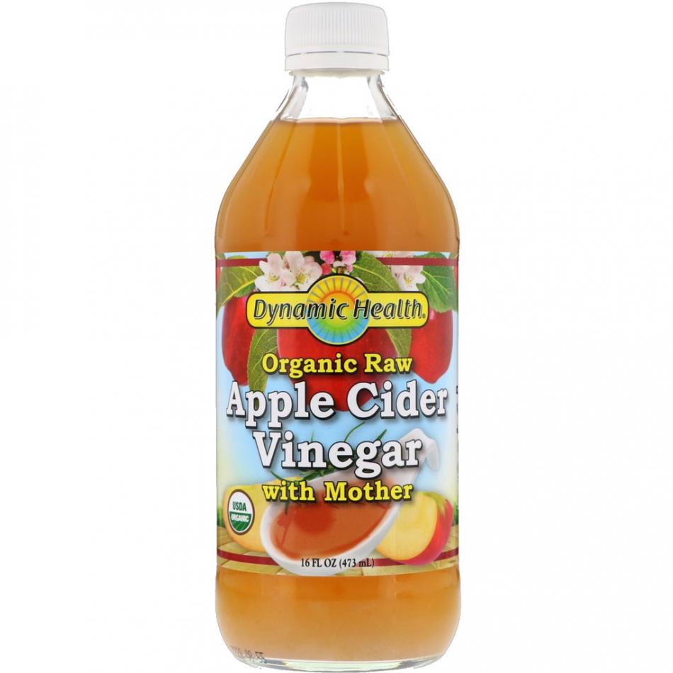 Dynamic Health Apple Cider Vinegar 473 Ml Yang Kaya Akan Manfaat